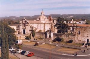 Ex convento e iglesia jesuítica de Alta Gracia, Córdoba, Argentina