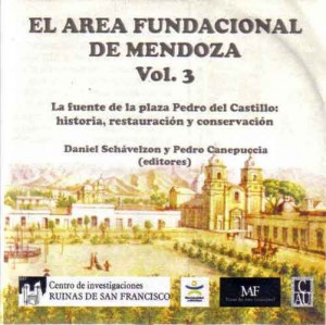 Area fundacional de Mendoza Vol.3