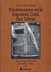 Excavaciones en la Imprenta Coni, San Telmo