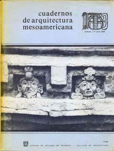 Cuadernos de Arquitectura Mesoamericana N°2