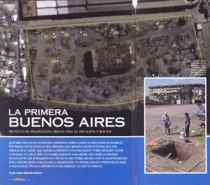 Nota publicada en la Revista de Arqueología del Siglo XXI