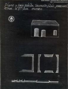 La casa colonial porteña: colección de planos del Archivo General de la Nación
