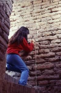 Relevamientos de graffitti y su significación arqueológica